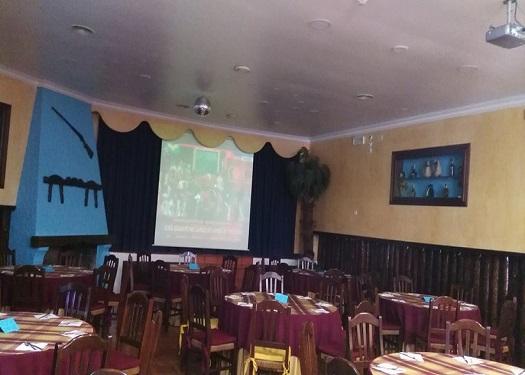 Restaurante O Gato Catering